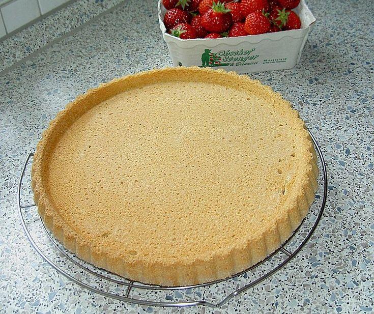 Tortenboden mit Essig und Öl | Tortenboden rezept, Kochen