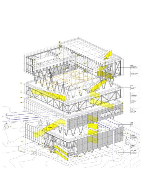 archidose - arkitekcher: Popular Cable Car Station & Civic...