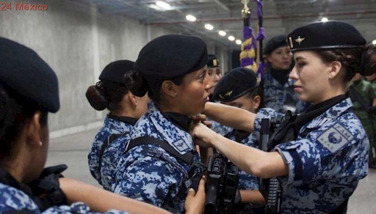 Desfile de Fuerzas Armadas celebrará la equidad de género