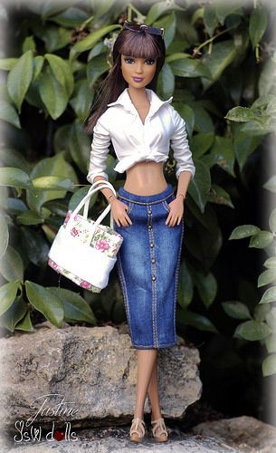 Justine | by JSW DOLLS