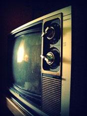 Y si la tele...
