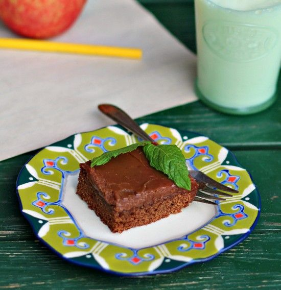 Quick & Easy Homemade Brownies for Teacher Appreciation Week