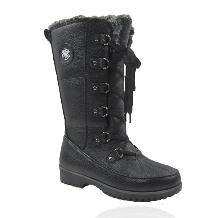 Comfy Moda Women's Winter Snow Boots Colorado no.6-12 * Find out more details by clicking the image : Winter boots