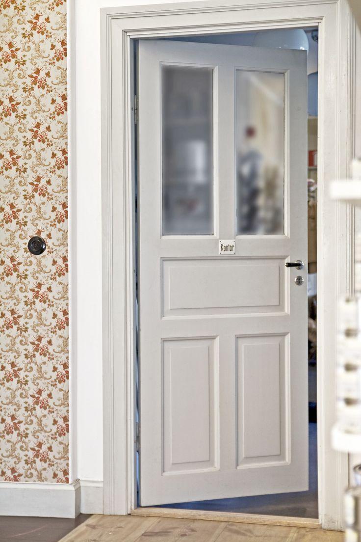 Strömbrytaren & dörrhandtaget