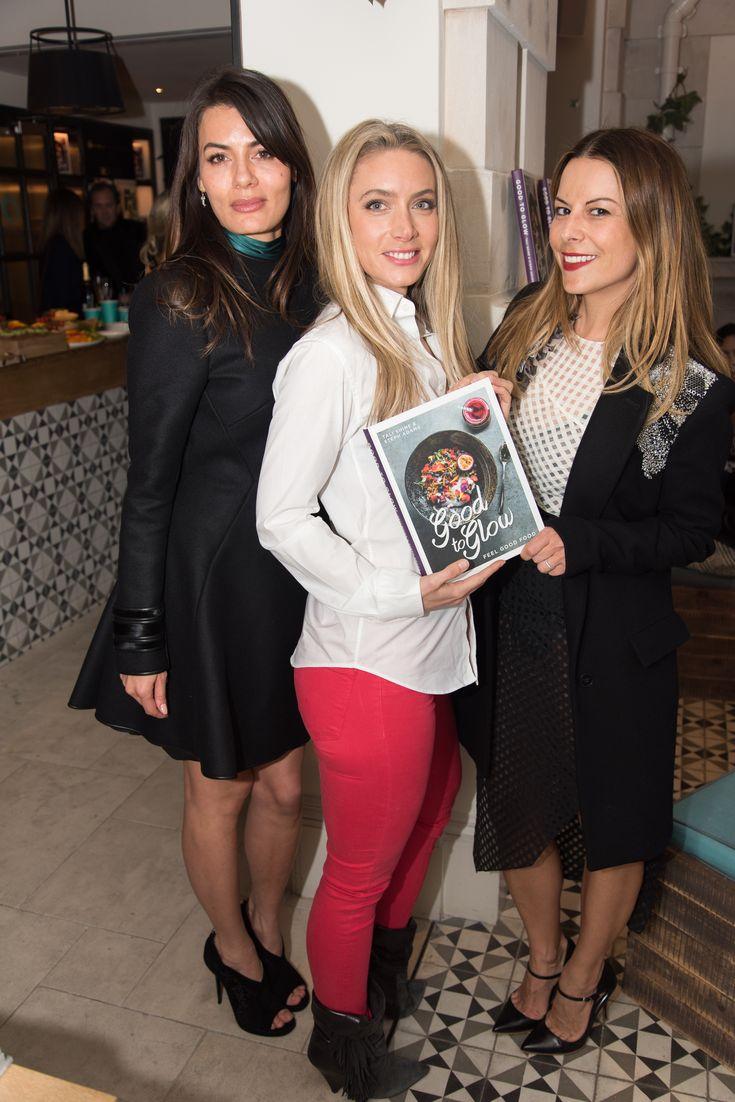 Good to Glow Book Launch- Juliet Angus