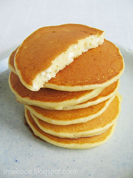 Cottage cheese pancakes | Pancake ideas | Pinterest