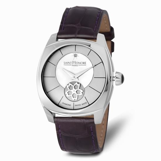 Zegarek Saint Honoré Paris, 1999 PLN www.YES.pl/52712-zegarek-saint-honore-paris-TC33146-S0000-SAFDIW-000 #jewellery #Watches #BizuteriaYES #watch #silver #elegant #classy #style #buy #Poland