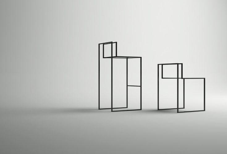Gentle Hint Chairs par Nissa Kinzhalina