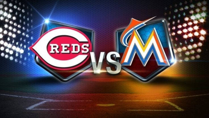 Aug 18 - Miami Marlins at Cincinnati Reds Great American Ball Park — Cincinnati, OH on Thu Aug 18 at 7:10pm, From $4.00