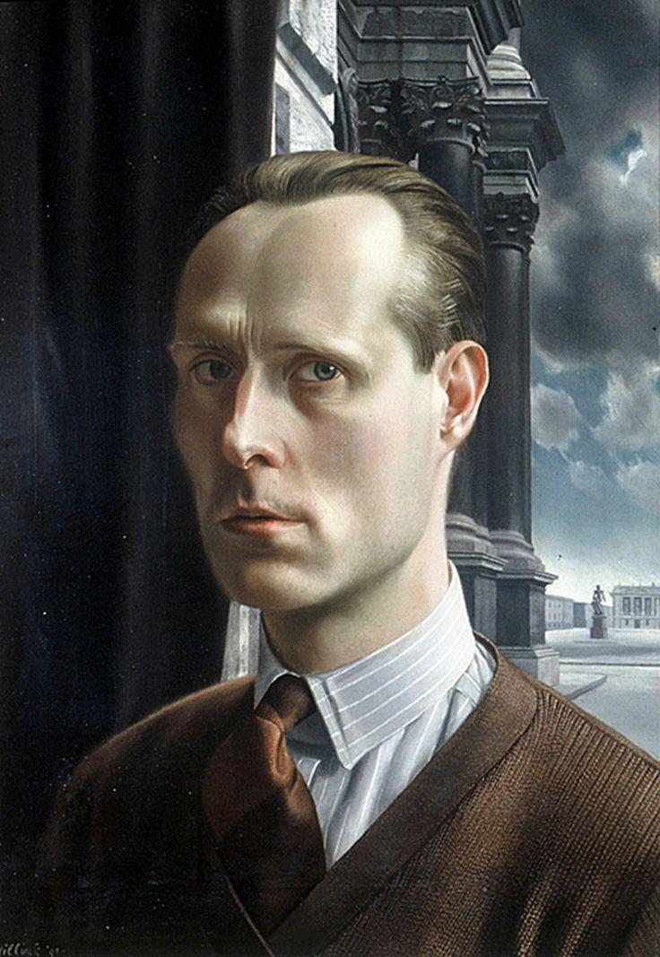 Carel Willink - a dutch art painter  ( 1900 - 1983 ) magisch realisme