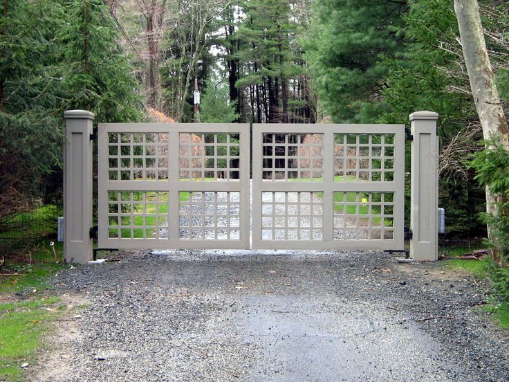 13 best Modern Driveway Gates images on Pinterest ...