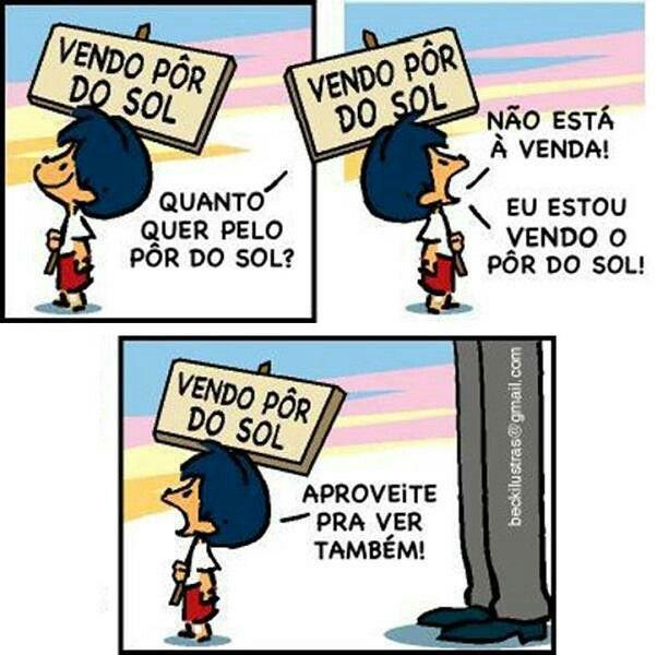 Armandinho - Tirinhas