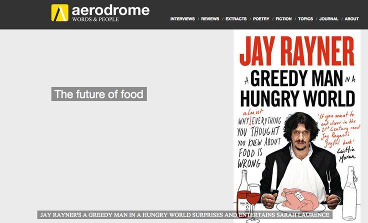 The Future of Food   Aerodrome.co.za