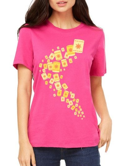 Tangled Floating Lanterns - Women's Shirt