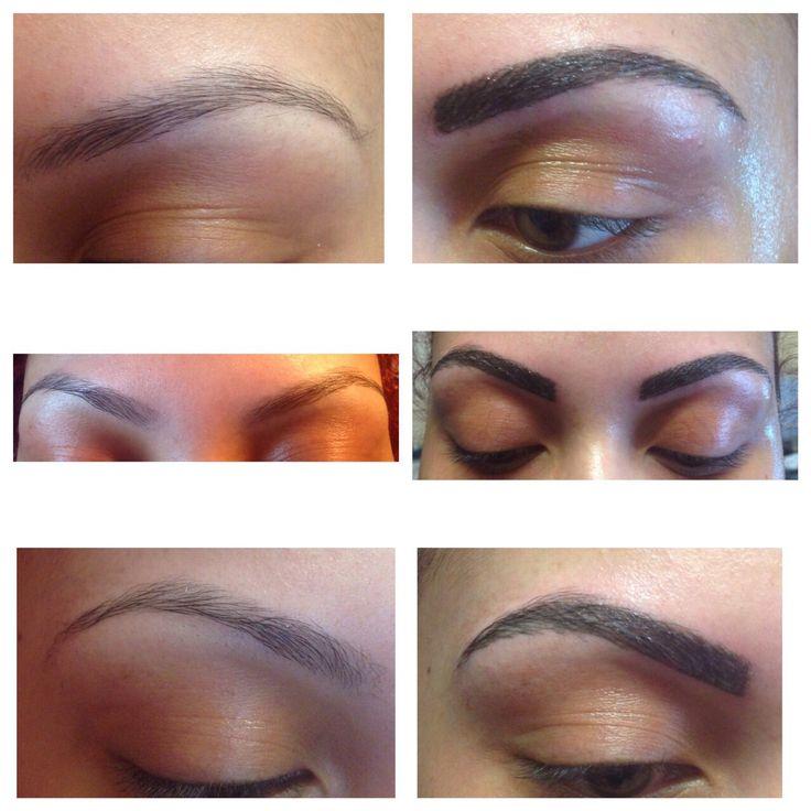 Beautiful tattooed eyebrows wwwsuenightingalecouk