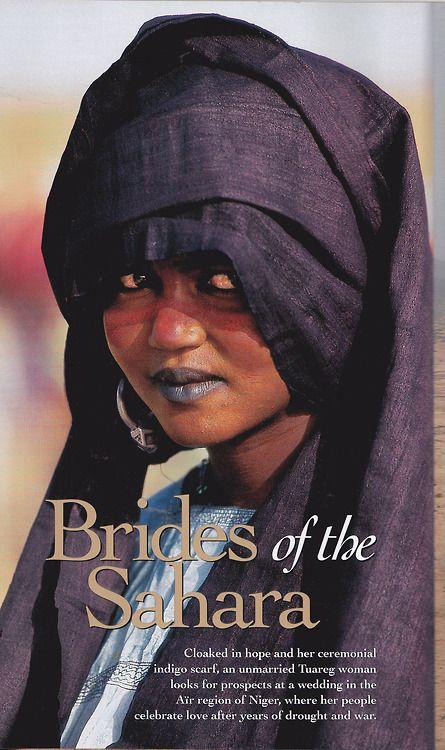 Modal Scarf - Tuareg Indigo 1s by VIDA VIDA HPKea68