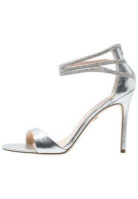 Nina Shoes CATESSA - Sandały na obcasie - silver za 549 zł (07.02.16) zamów bezpłatnie na Zalando.pl.