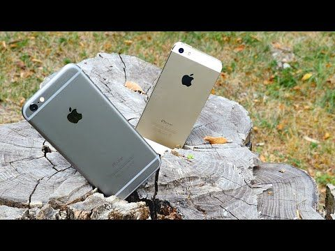 Comparativa en vídeo del iPhone 5s, iPhone 6 y iPhone 6 Plus