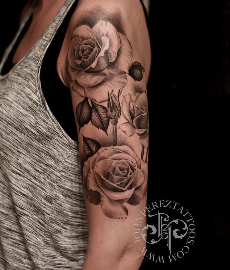 die besten 25 rose arm tattoos ideen auf pinterest sonnenblume sleeve tattoo armbanduhr e. Black Bedroom Furniture Sets. Home Design Ideas