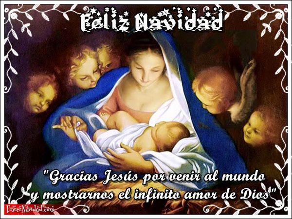 El acontecimiento más maravilloso que ha conocido la historia es la venida de Jesús el Salvador del Mundo, se goza la humanidad entera… Vivamos con felicidad este tiempo cristiano como nos dice la Frase de Navidad