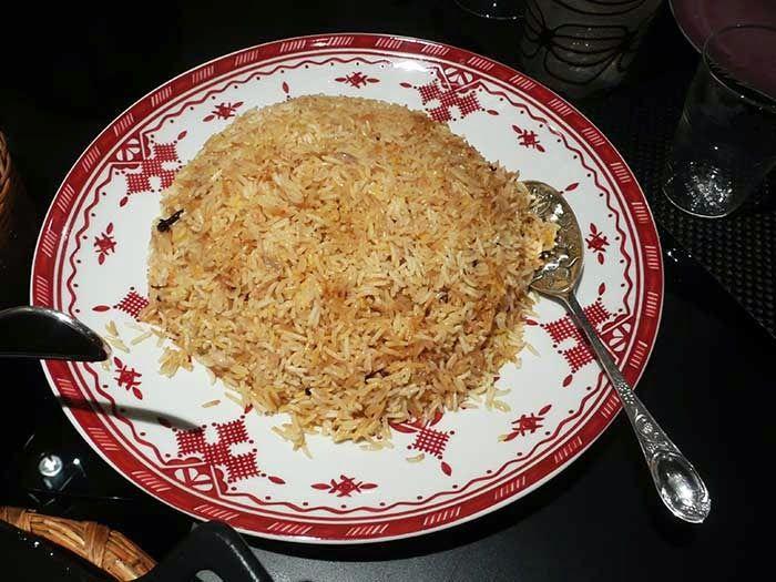 AAA ACCADEMIA AFFAMATI AFFANNATI: Pilaf con riso basmati e limone
