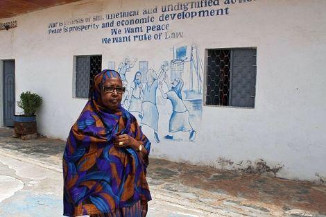 SOMALIA | Recientemente galardonada por Acnur  La 'bruja''que trabaja por los derechos de las mujeres en Somalia