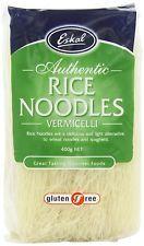 Eskal auténtico arroz Vermicelli Otoñal Fideos 400 G (paquete De 6)