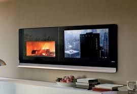modern fireplaces - Google Search
