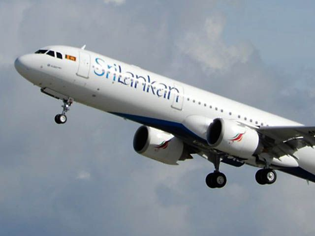 Premier Airbus A321neo pour SriLankan Airlines