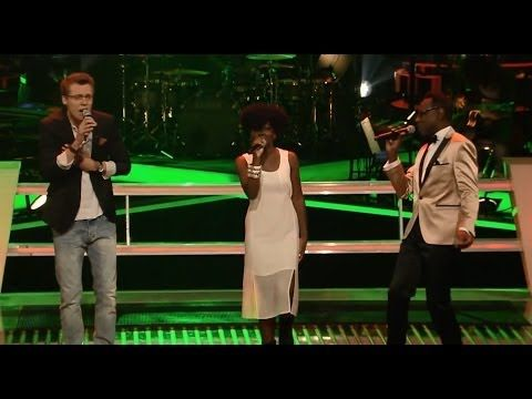 Emily vs. Isaac vs. Jonas - Nights In White Satin | The Voice of Germany 2013 | Battle - YouTube