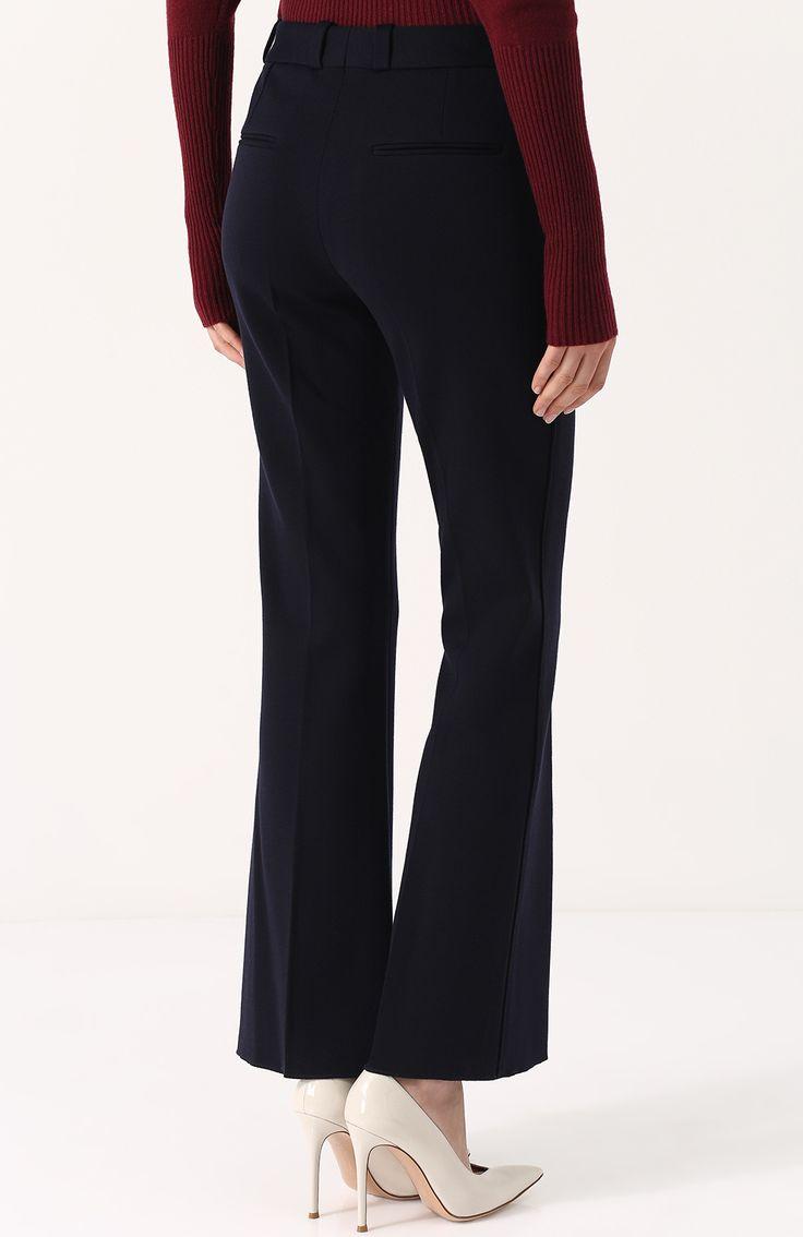 Картинки по запросу женские брюки прямого кроя
