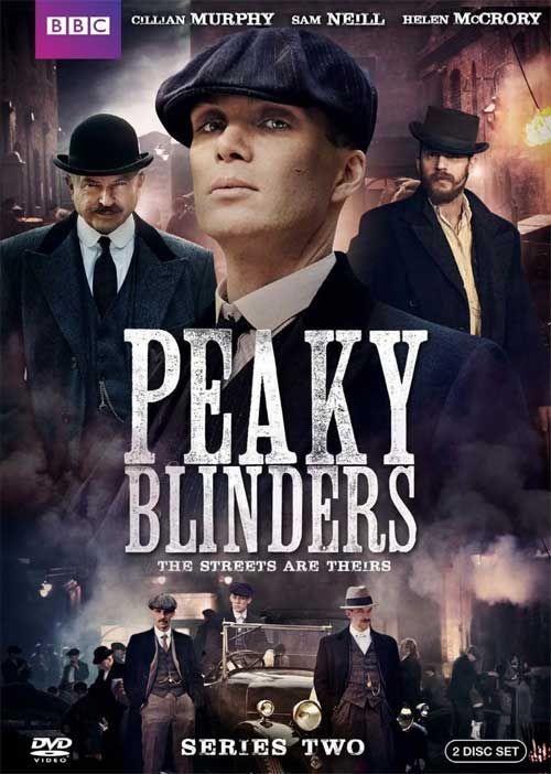 (AD-2 Peak) Peaky Blinders: Series 2 | March 2016