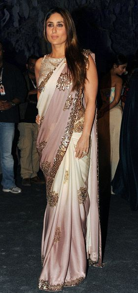 Kareena Kapoor Khan in Manish Malhotra.