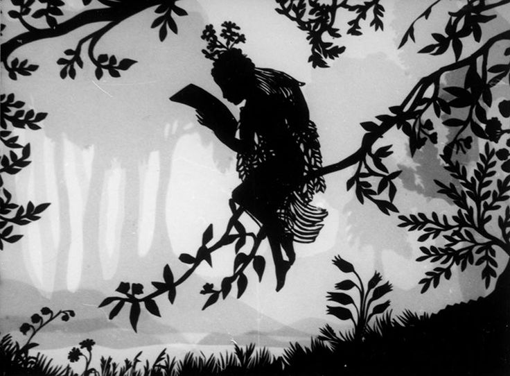 Javanese-style shadow puppets