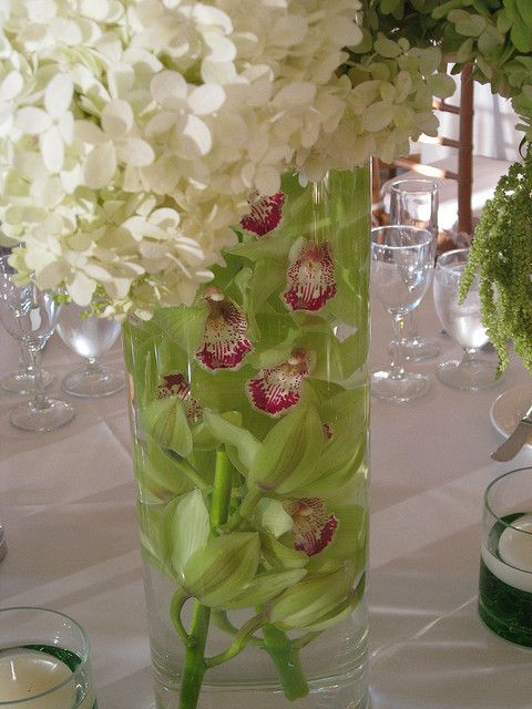 59 Best Centerpieces Cymbidium Orchid Images On Pinterest