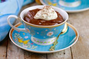 Learn how to make Microwave Chocolate Pudding in a Mug, a rich and decadent dessert that will satisfy your chocolate cravings anytime!