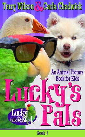 Lucky's Pals | A fun animal picture book narrated by a rescued parrot