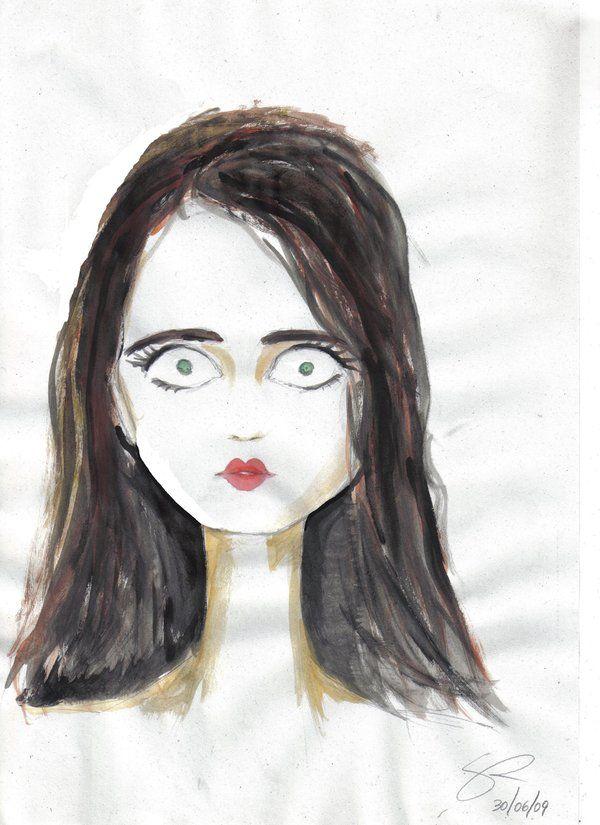 Amélie Nothomb by ~Emily89 on deviantART