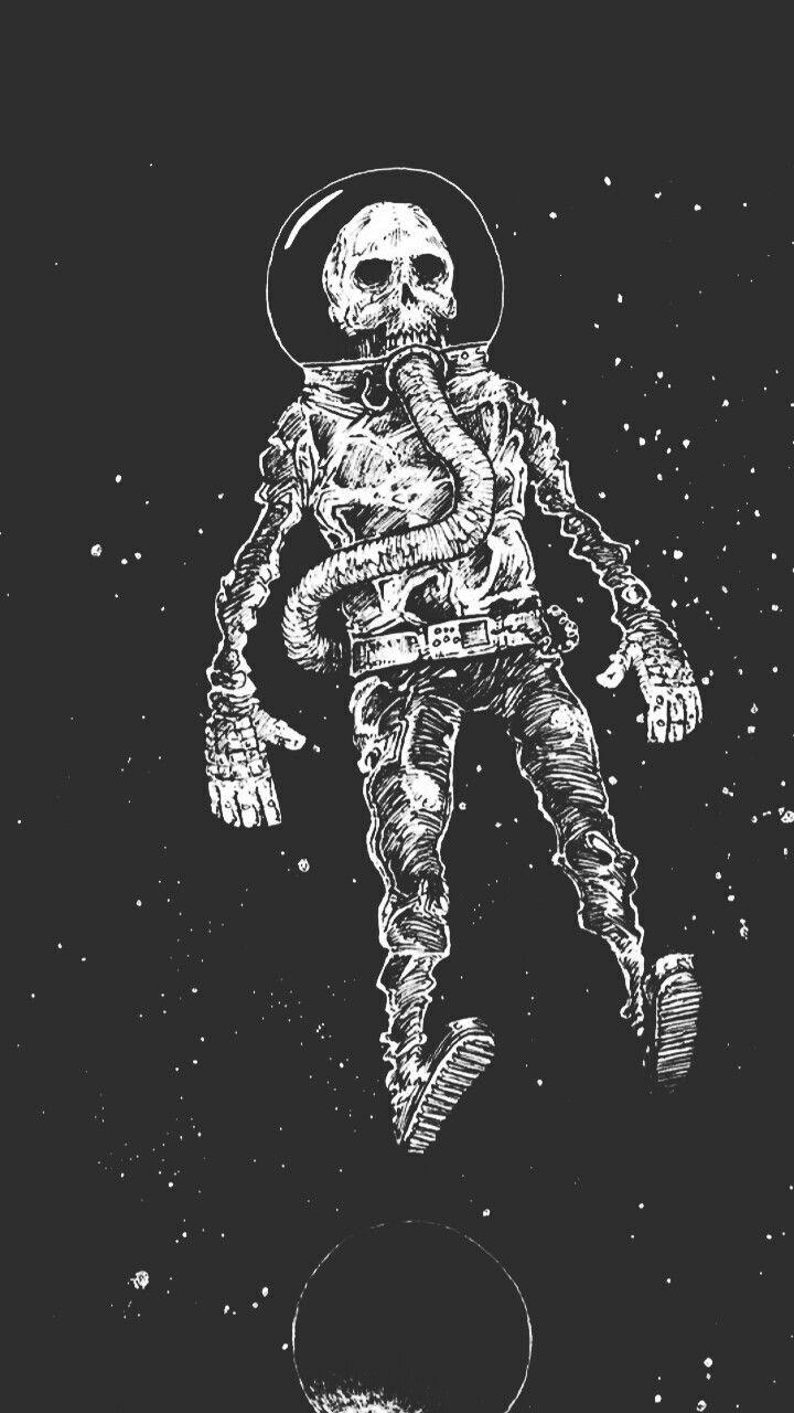 Pin by altehex on skulls in 2019 | Skull art, Demon art