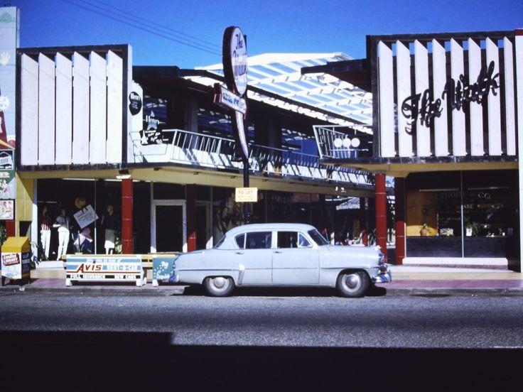 The Walk, Gold Coast 1959