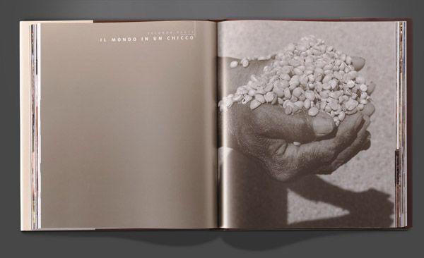 """libro """"l'Aroma del Mondo"""" on Behance"""