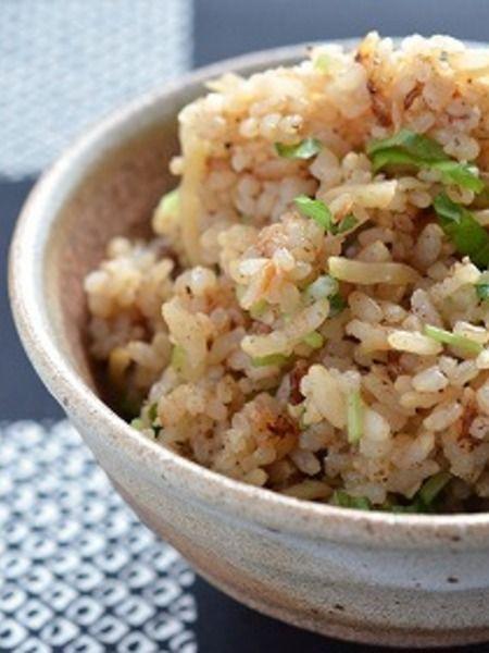 新生姜炊き込みおかかご飯 by 調理師/料理家 槙 かおる | レシピサイト「Nadia | ナディア」プロの料理を無料で検索
