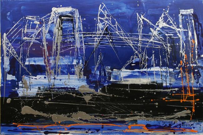 Mina Papatheodorou: Cranes, 2006