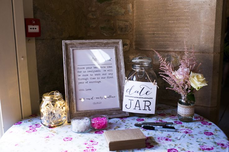Date Jar at Wedderburn Barns