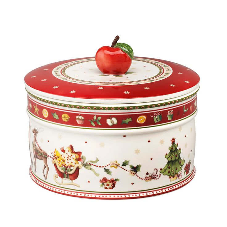1000 images about christmas toy 39 s delight winter for Villeroy and boch christmas