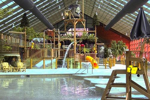 Water Park Attractions and Rides | Wild Bear Falls Gatlinburg, TN
