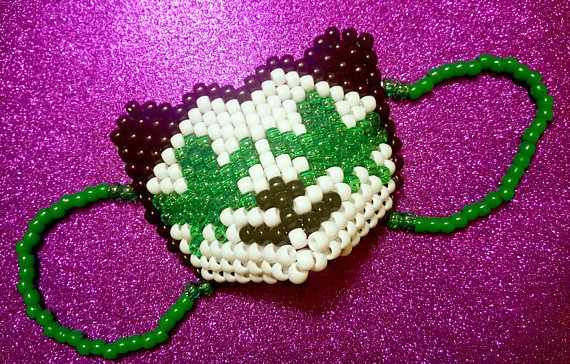 This listing is for a Cannabis Leaf Eyes Panda Mask  ♡ Perfect for upcoming concerts, parties or raves ;) ♡  👽👽👽👽👽👽👽👽👽👽👽👽  This is READY TO SHIP!  👽👽👽👽👽👽👽👽👽👽👽👽👽  ~Shipping Details~ This item will be shipped by USPS 2-3 Day Priority Mail Flat Rate Box with free Tracking.  ♡ Only pay shipping for the first item, every item after is free shipping! ♡  👽👽👽👽👽👽👽👽👽👽👽👽👽  ❤ If you have questions or comments about the item, please feel free to message me!  ♡ Visit…