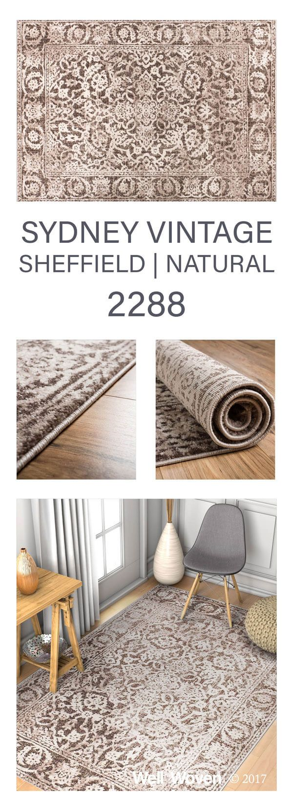 """- Trendy with a uniquely modern aesthetic. - Plush 0.4"""" pile of air twist frieze polypropylene - Serged on all sides for durability. - 100% jute backing is safe for wood floors - Use of a rug pad is r"""