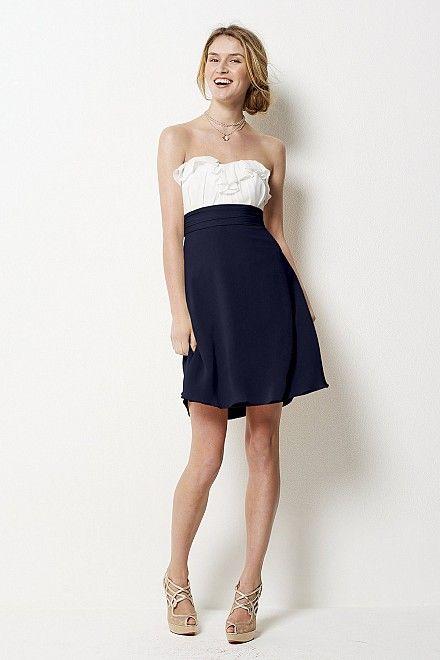 Watters.comWatters Maid, Watters Navy, Dresses 9539, Bridesmaid Dresses, Colors, Watterscom, Chiffon Dresses, Bridesmaid Attire, Watters Com