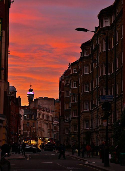 Waterloo Sunset, London.  D.Bryant